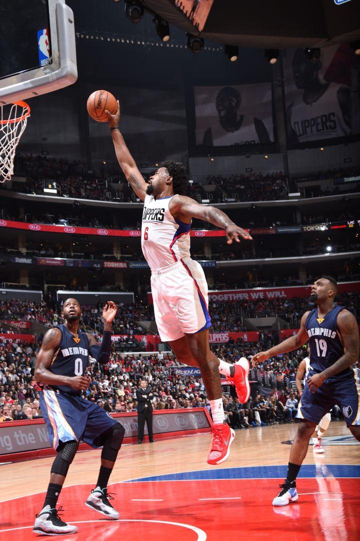 DeAndre Jordan (LA Clippers)