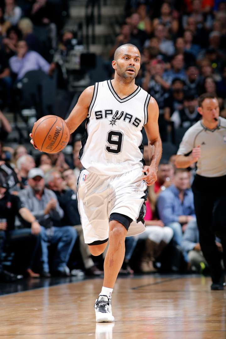 Tony Parker Sleeping With Teammate's Wife