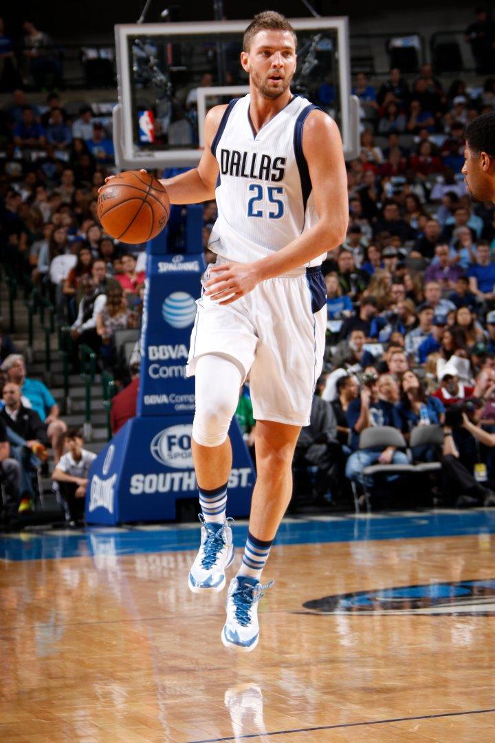 Chandler Parsons (Dallas Mavericks)