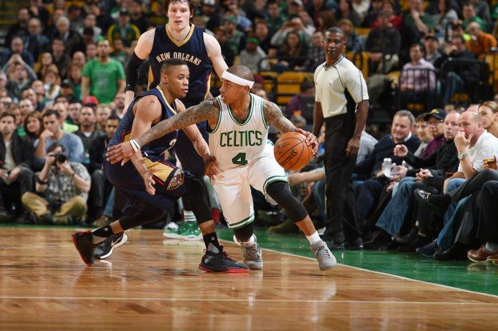 Isaiah Thomas (Boston Celtics)