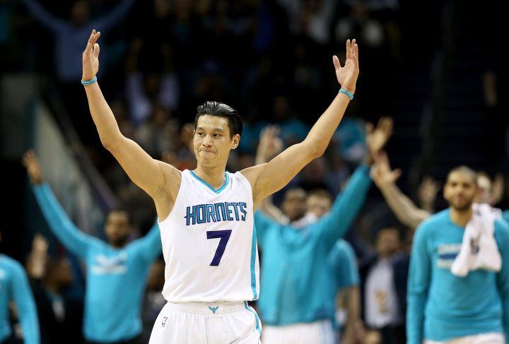 Jeremy Lin (Charlotte Hornets)