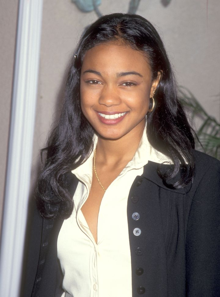 Fresh-faced Tatyana back in 1995.