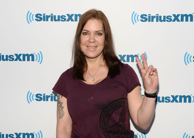 Celebrities Visit SiriusXM Studios - June 10, 2015