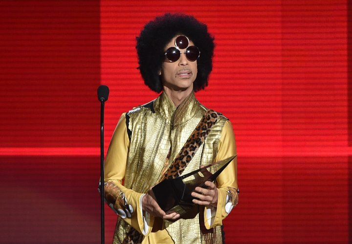 Rest in peace, Prince.