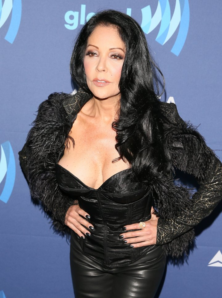 Apollonia At A GLAAD Event.