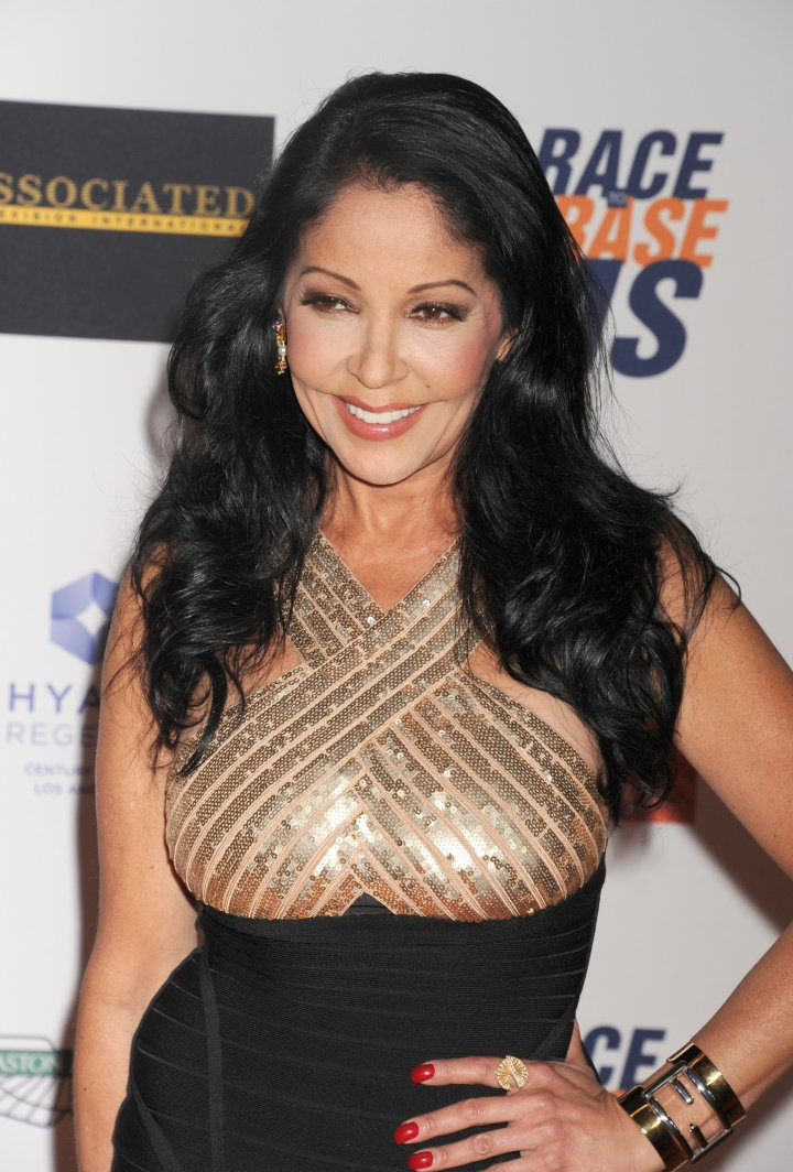 Apollonia At The 22nd Annual MS Event.