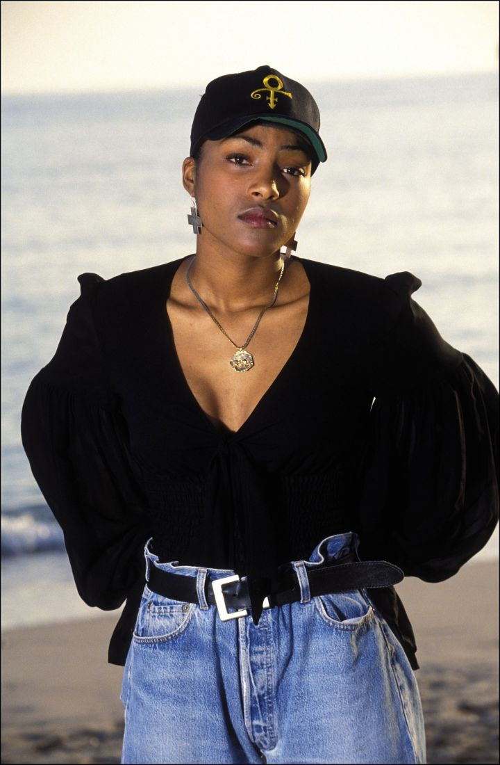 Nona Gaye worked musically with Prince in the 1990s and has also been romantically linked to The Purple One.