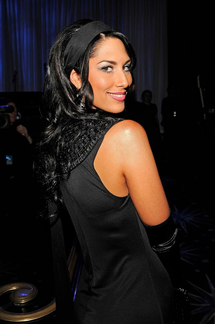 Bria Valentine collaborated with Prince musically and also dated him in the 2000s.