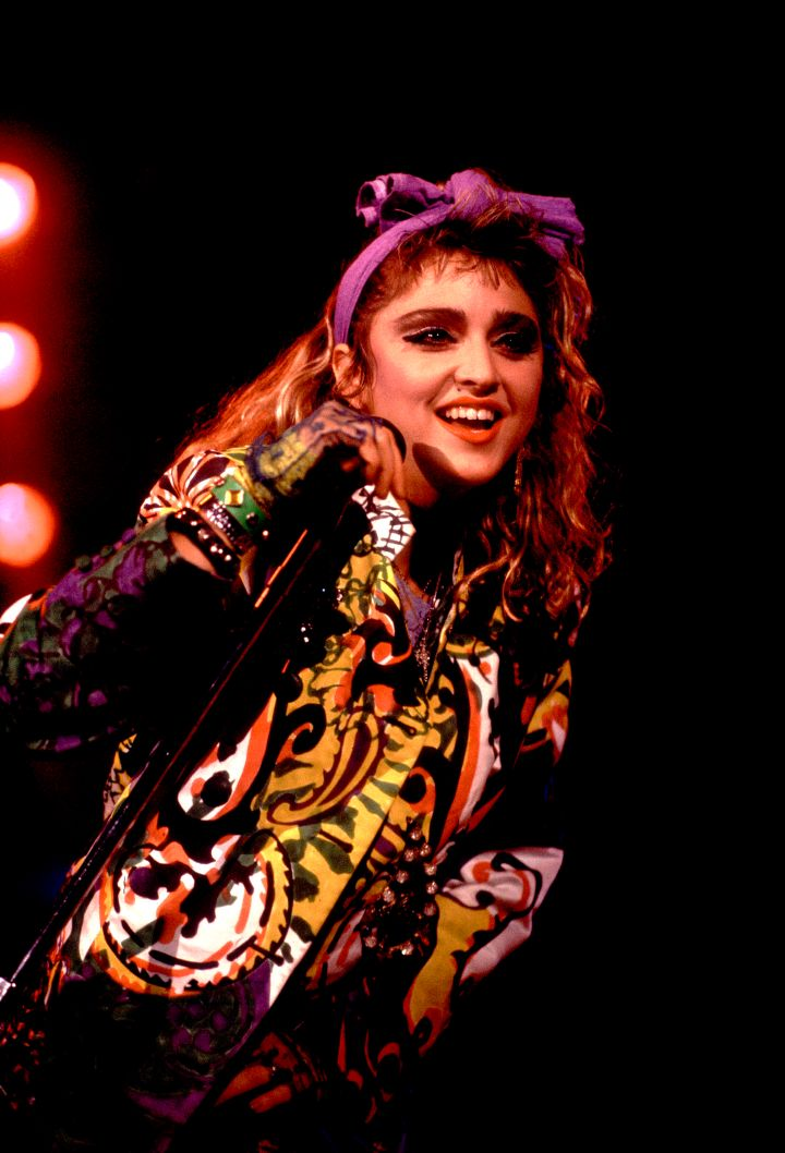 Before hating each other's guts, Madonna and Prince dated very briefly in 1985 and recorded a duet on Madonna's album 'Like A Prayer'.