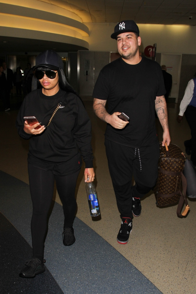 Celebrity Sightings In Los Angeles - April 18, 2016