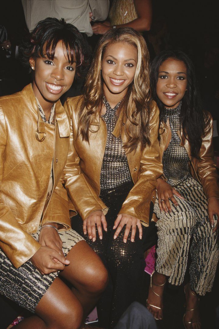 Line up change! Kelly, Beyonce and Michelle