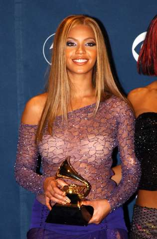 The 44th Annual Grammy Awards