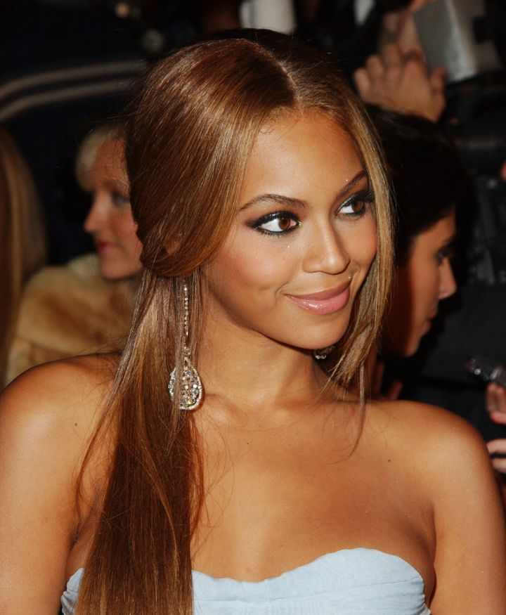 Bey is a classic beauty