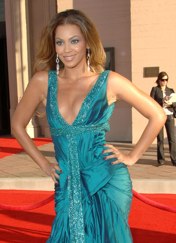 Bey is a turquoise dream