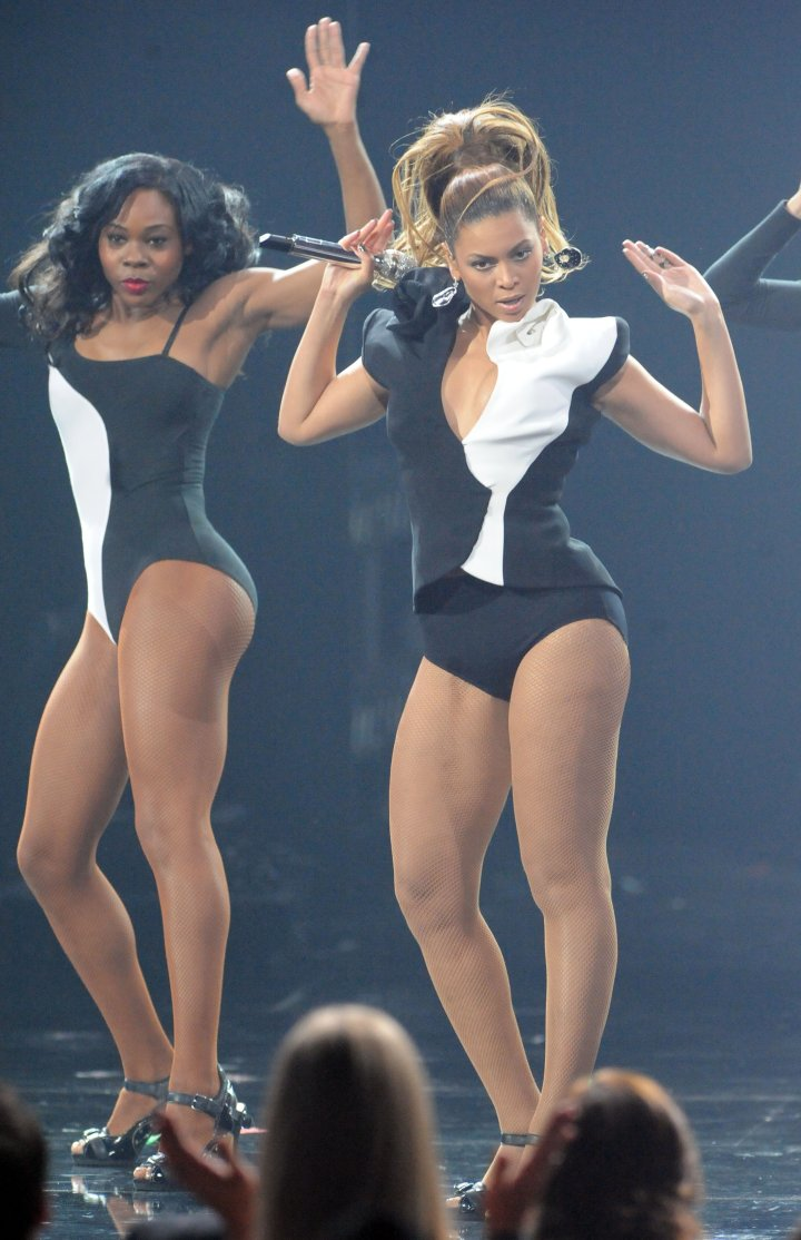 """Single Ladies"" Bey"