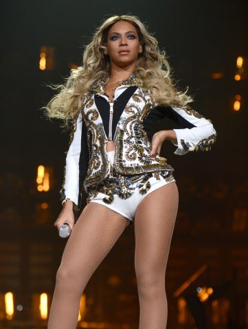 Beyonce 'The Mrs. Carter Show World Tour' - New York