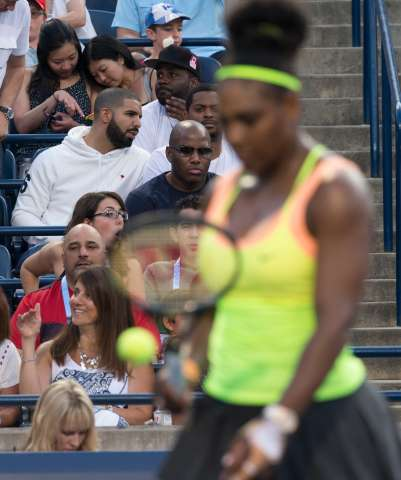 Serena Williams (USA) vs Belinda Bencic (SUI)