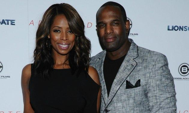 Tasha Smith & Keith Douglas