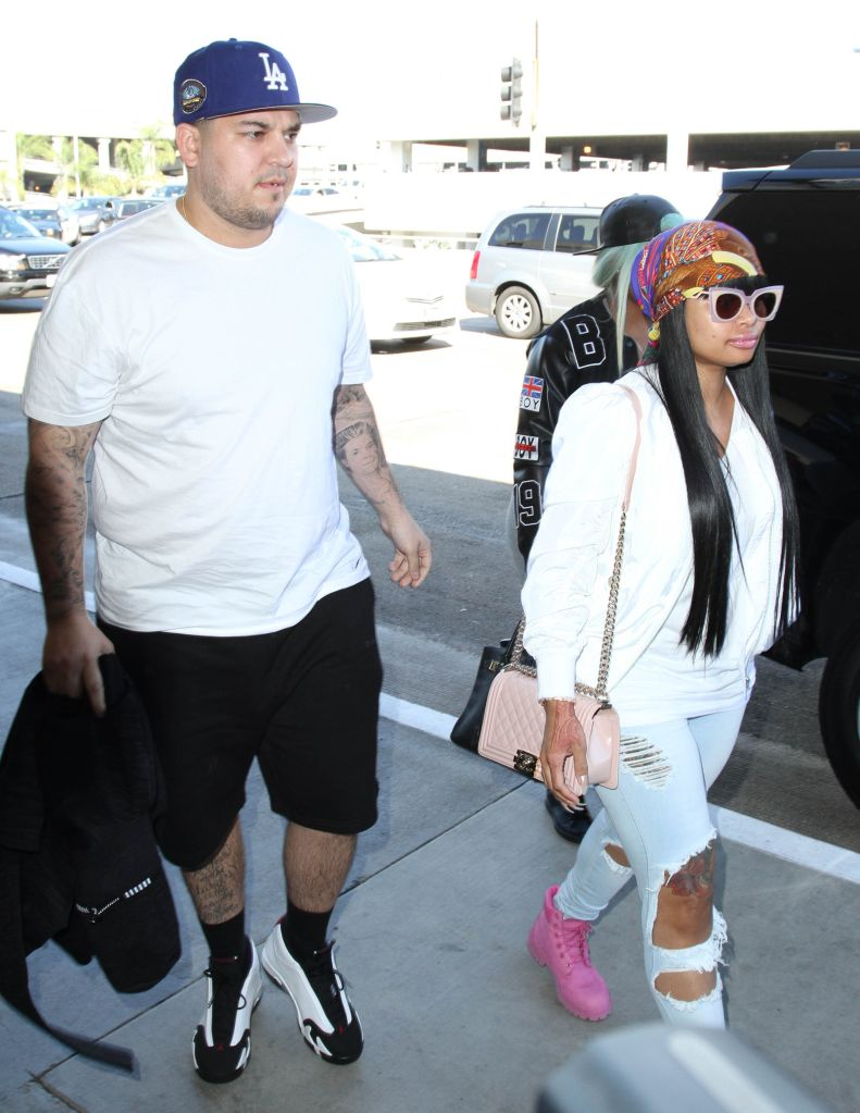 Celebrity Sightings In Los Angeles - March 25, 2016