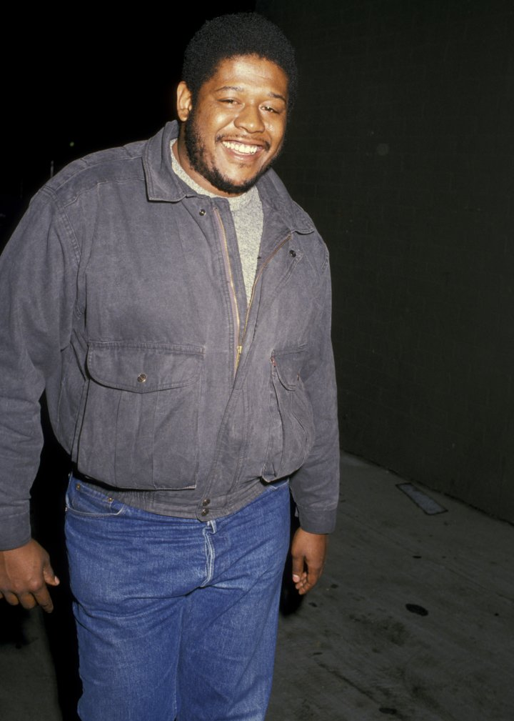 Forest Whitaker Before