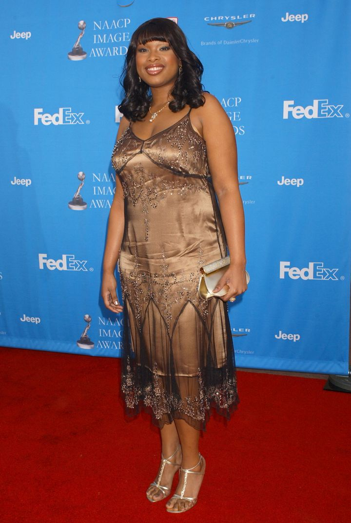 Jennifer Hudson Before