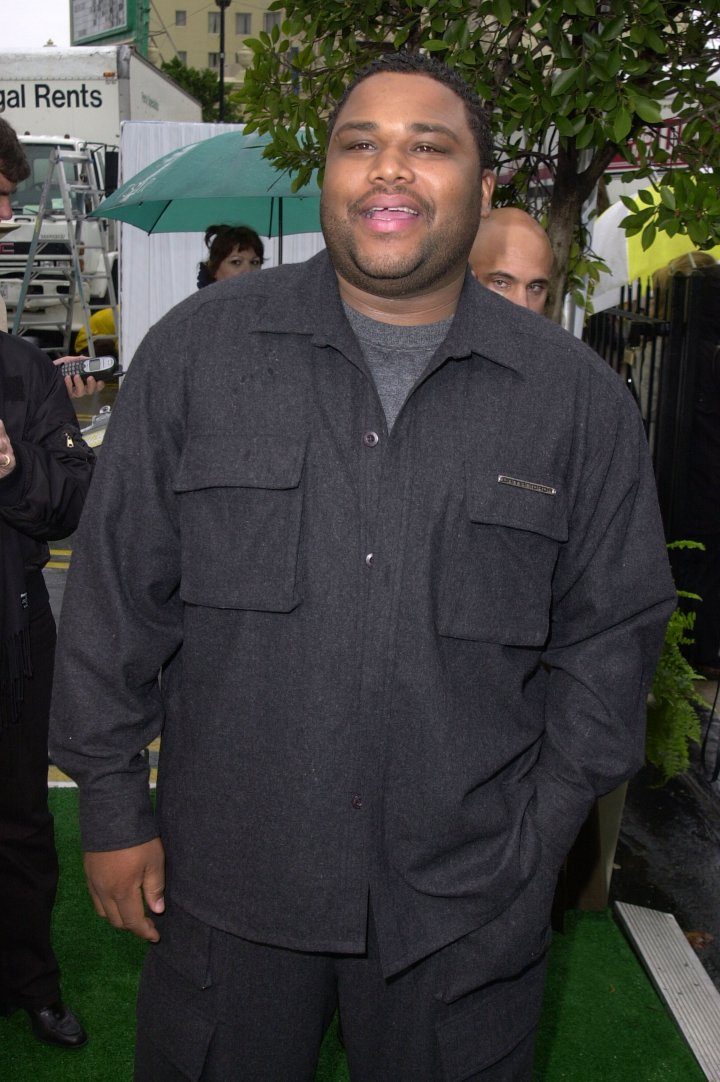 Anthony Anderson Before