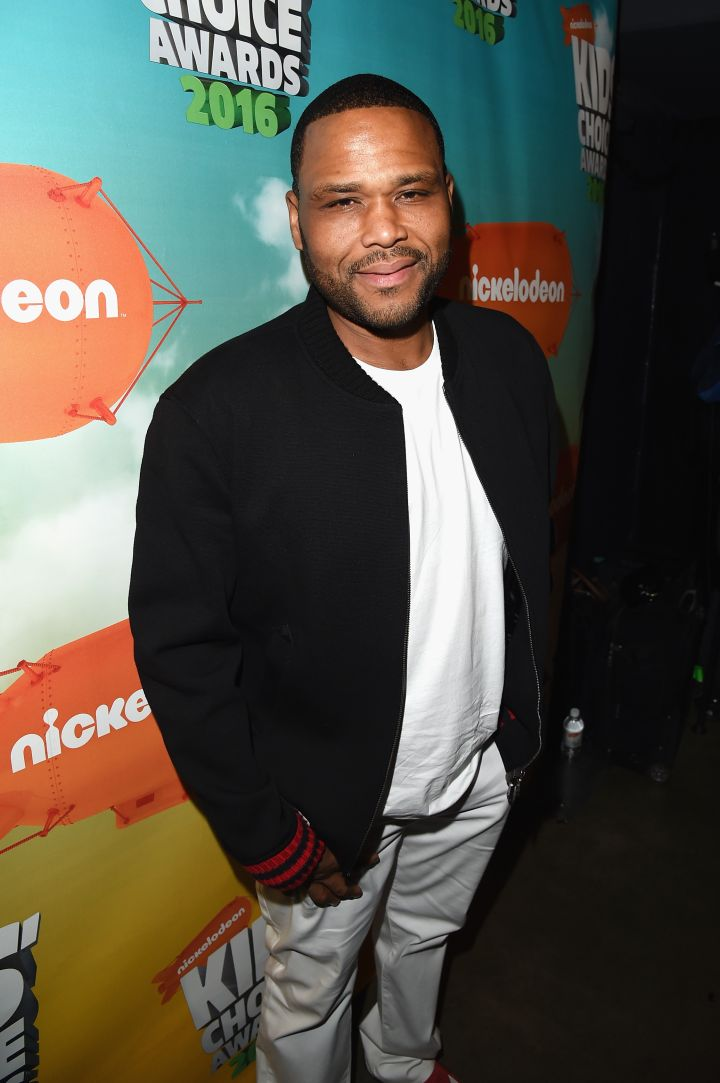 Anthony Anderson After