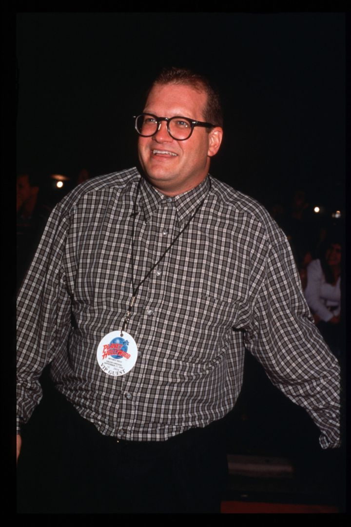 Drew Carey Before