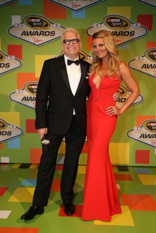 NASCAR Sprint Cup Series Awards - Show