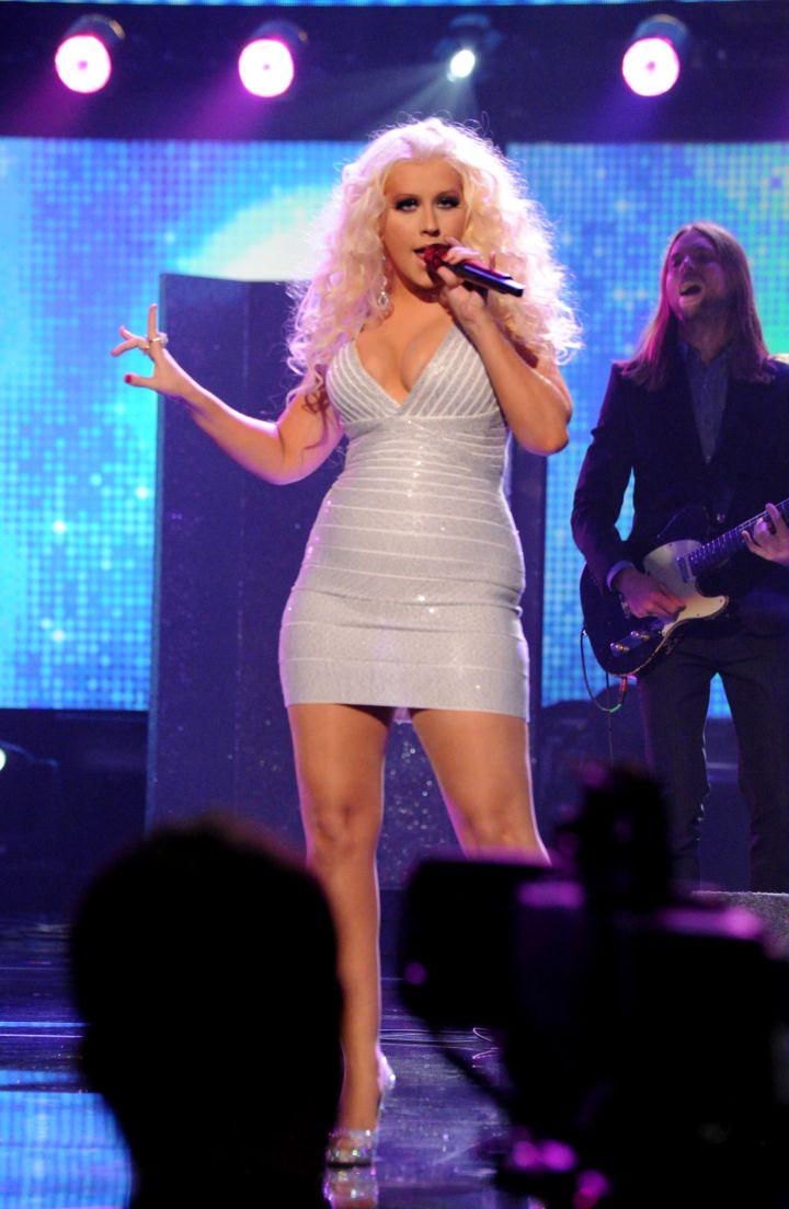 Christina Aguilera After