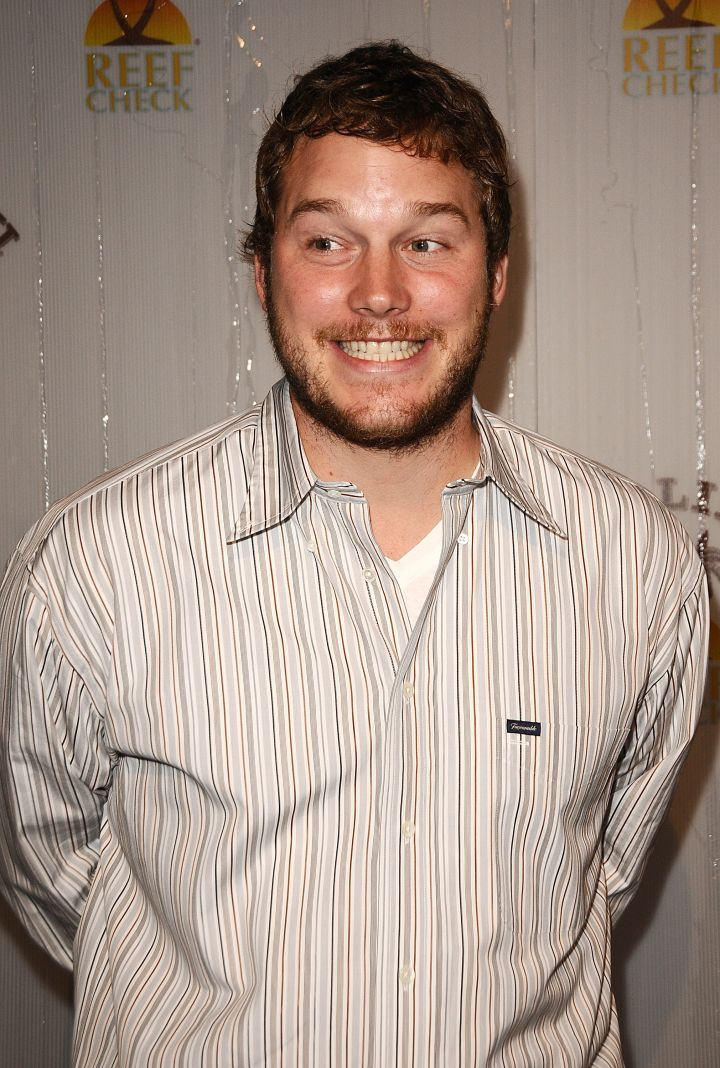 Chris Pratt Before