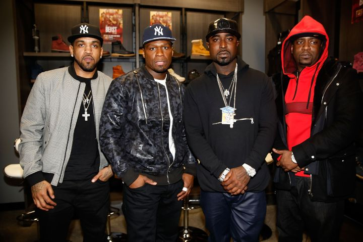 G-Unit Reunites For Fan Meet And Greet