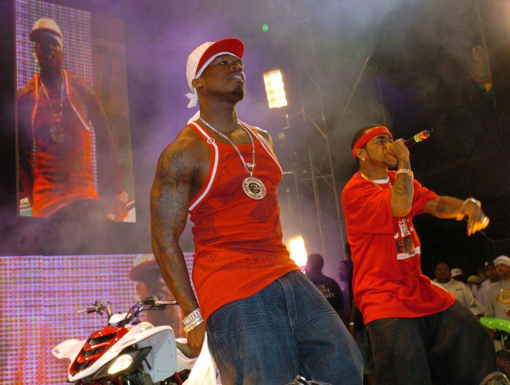 Hot 97 Summer Jam 2004 - Show