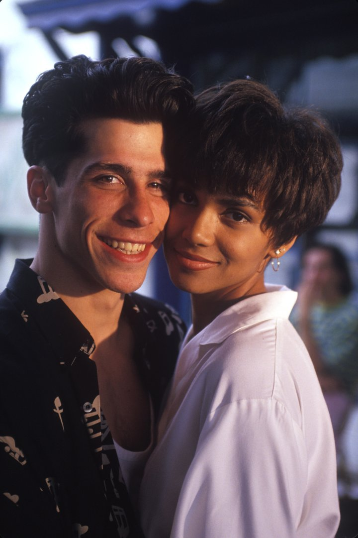Celebrity Odd Couples: Halle Berry + Danny Wood Of New Kids On The Block