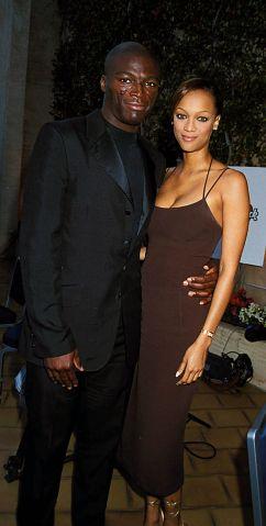 World Music Awards '96, Tyra Banks And Seal