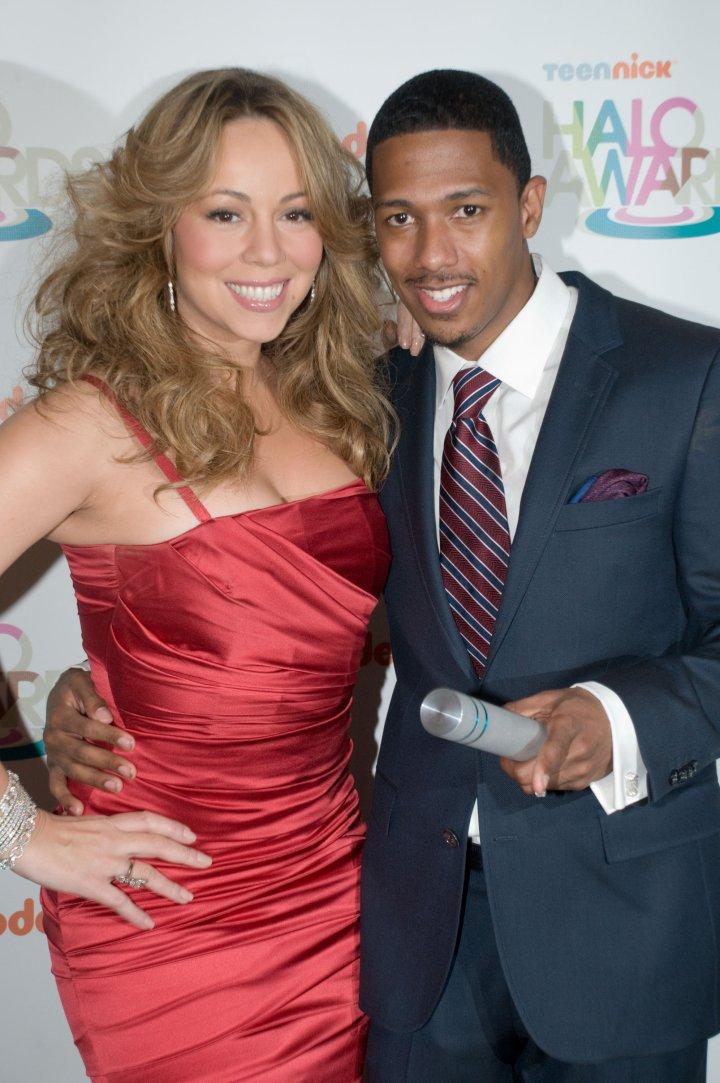 Celebrity Odd Couples: Mariah Carey + Nick Cannon