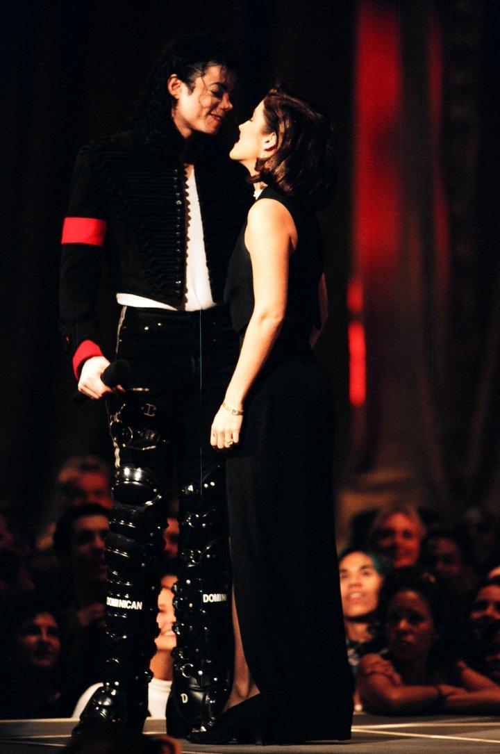 Celebrity Odd Couples: Lisa Marie Presley + Michael Jackson