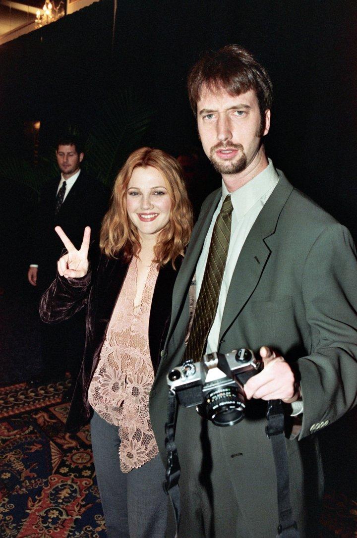 Celebrity Odd Couples: Drew Barrymore + Tom Green