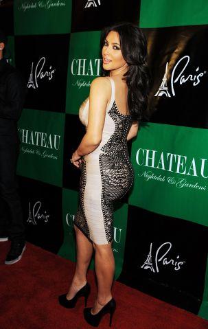 Khloe Kardashian Odom Celebrates Her Birthday At Chateau Nightclub And Gardens