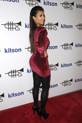 Lamar Odom's 'Rich Soil' Launch Party At Kitson LA