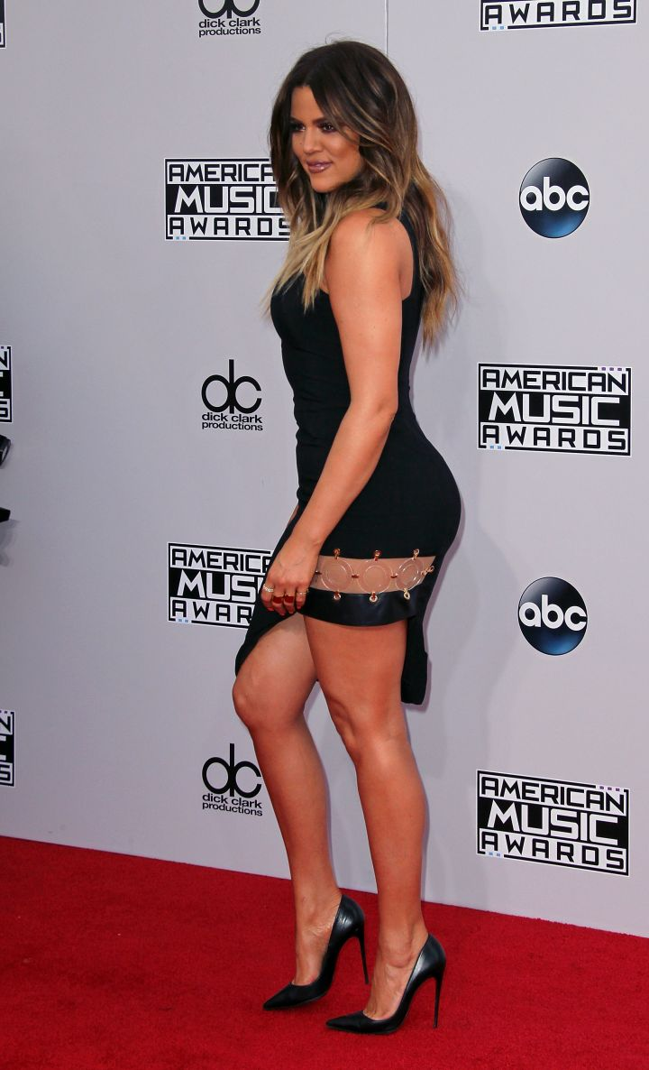 42nd Annual American Music Awards booty back in 2014.