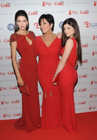The Heart Truth's Red Dress Collection - Arrivals - Fall 2013 Mercedes-Benz Fashion Week