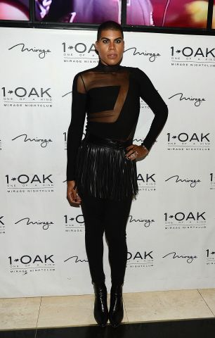 Rich Kids Of Beverly Hills Starlet Dorothy Wang Celebrates Her Birthday At 1 OAK Nightclub At The Mirage Hotel And Casino