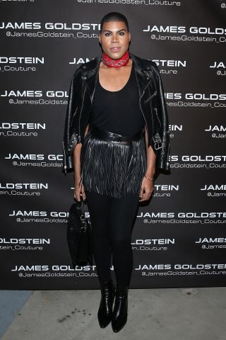 Ugo Mozie Celebrate's His Birthday With James Goldstein Couture