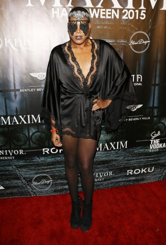 MAXIM Magazine's Official Halloween Party