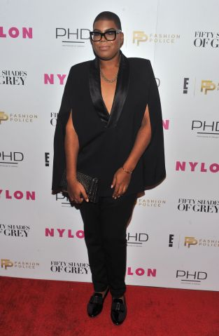 Nylon and Fashion Police's 'Fifty Shades Of Grey' Release Party
