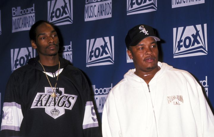 Before billions of dollars and Beats headphones, Snoop and Dre were just two cool kids from Cali in 1993.
