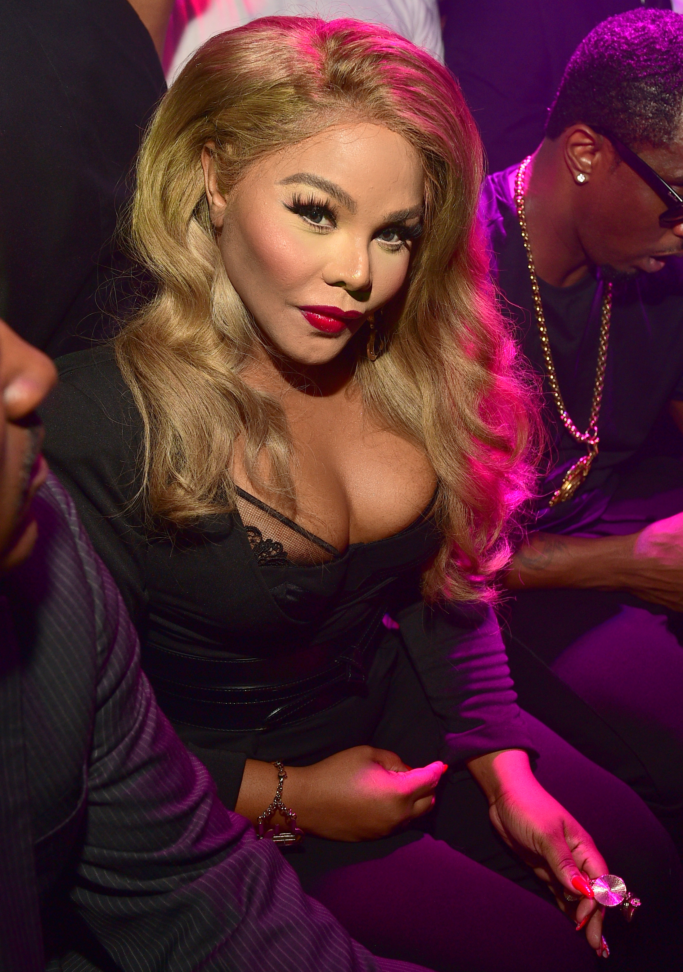 Diddy + Lil Kim Host BET Hip Hop Awards AfterParty
