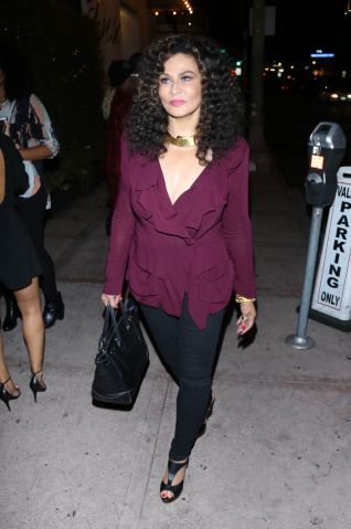 Celebrity Sightings in Los Angeles - May 26, 2016