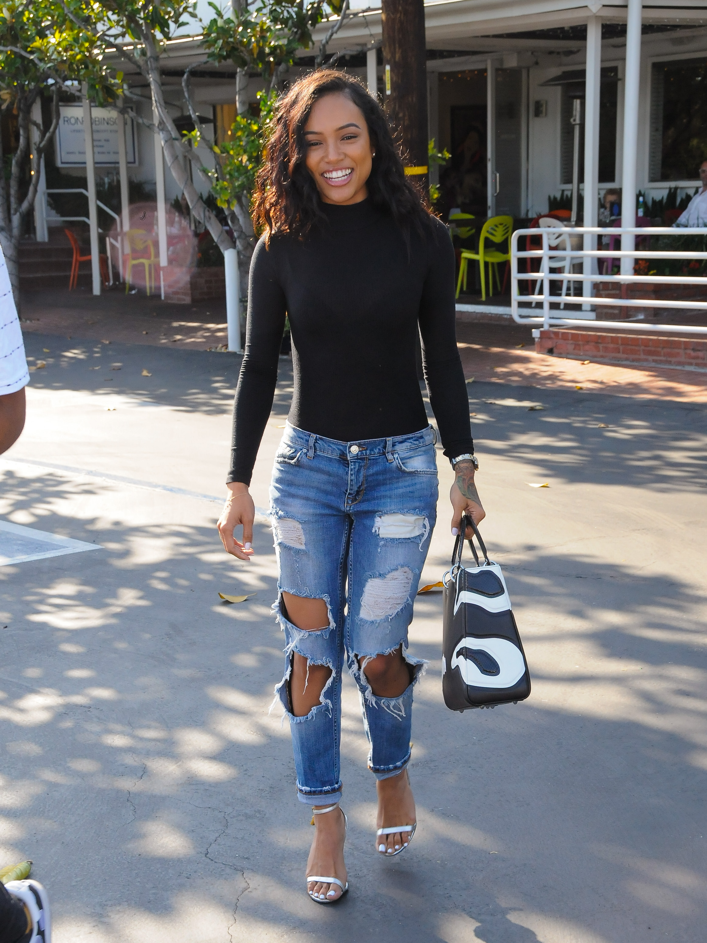 Celebrity Sightings In Los Angeles - May 24, 2016